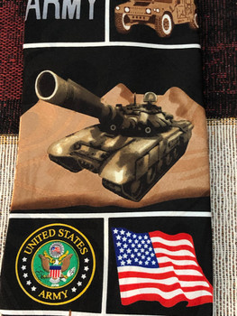 U.S. ARMY TIE