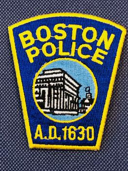 BOSTON POLICE PATCH