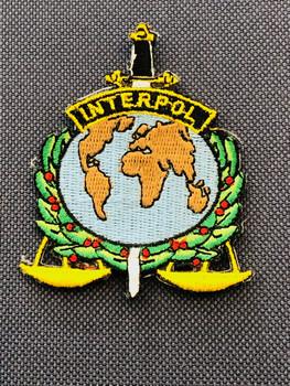 INTERPOL PADFOLIO PATCH
