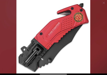 Firefighter Assisted Knife