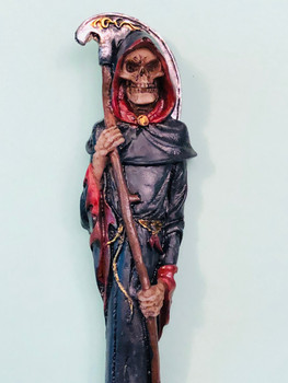 Grim Reaper Ball Point Pen Iconic Scythe