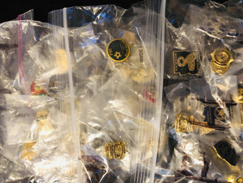 Awesome & Cheap FEDERAL AGENCIES Pin Kit 10 PINS