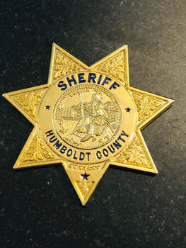 HUMBOLDT SHERIFF PAPERWEIGHT