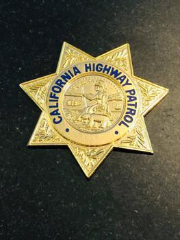 CHP CALIF HIGHWAY PATROL PAPERWEIGHT
