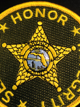 VOLUSIA SHERIFF STORE PATCH