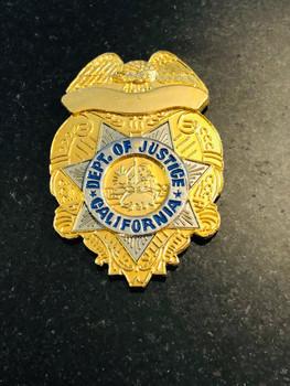 BUREAU OF JUSTICE CA