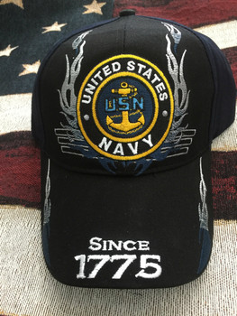 NAVY FREEDOM FIGHTER SEAL HAT