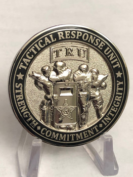 LEVY CTY SHERIFF TACTICAL COIN
