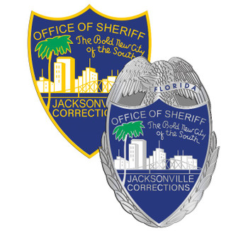 JSO COMBO WALL PLAQUE