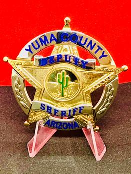 YUMA COUNTY SHERIFF ARIZONA  STAR BADGE