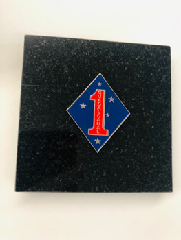 1st Marine Division  PAPERWEIGHT