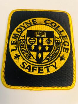 LEMOYNE COLLEGE SECURITY PATCH