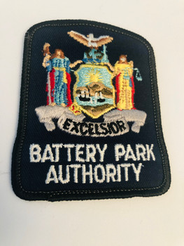 BATTERY PARK AUTHORITY  PATCH