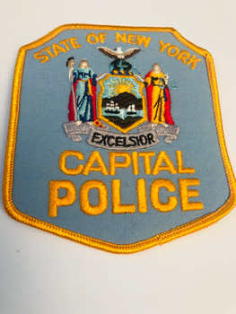 STATE OF NY CAPITAL PATCH