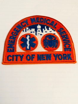 EMERGENCY MEDICAL SERVICE CITY OF NEW YORK PATCH