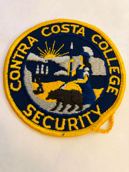 CONTRA COSTA COLLEGE CA SECURITY PATCH