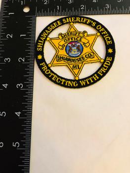 SHAIWASSEE CTY SHERIFFS OFFICE  MICHIGANPATCH