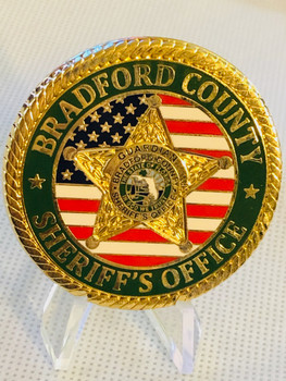 BRADFORD COUNTY SHERIFFS OFFICE COIN GUARDIAN
