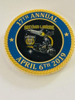 BREVARD LAWRIDE COIN