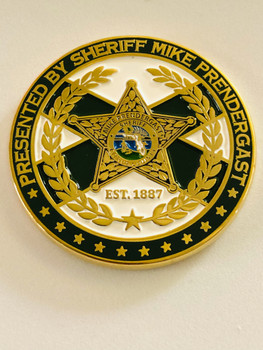 CITRUS SHERIFFS OFFICE COIN