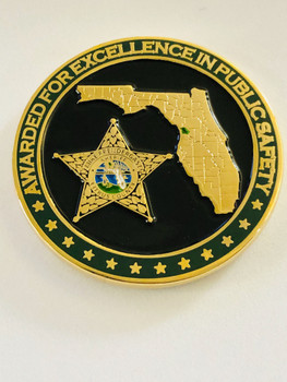 CITRUS SHERIFFS OFFICE COIN