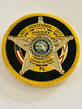 FLAGLER CTTY SHERIFFS OFFICE SHERIFF STALY