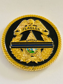 FLAGLER CTTY SHERIFFS OFFICE HONOR GUARD