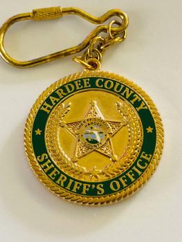 HARDEE CTY SHERIFF KEYTAG