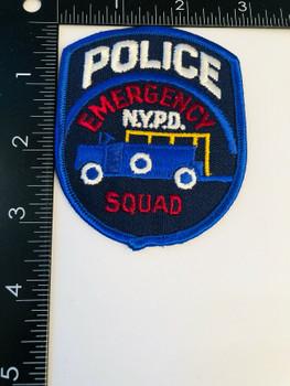 NEW YORK POLICE EMERGENCY SQUAD