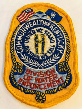 COMMONWEALTH OF KENTUCKY DIVISION OF WATER ENFORCEMENT PATCH LAST ONE