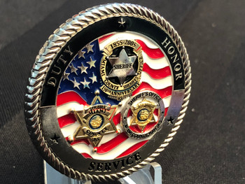 MIAMI COUNTY SHERIFF KANSAS  COIN