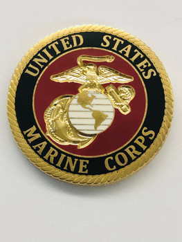 MARINE CORPS LEAGUE BEVERLY HILLS COIN