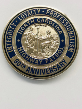 FBINAA NORTH CAROLINA CHAPTER  COIN