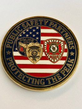 APEX POLICE NORTH CAROLINA COIN