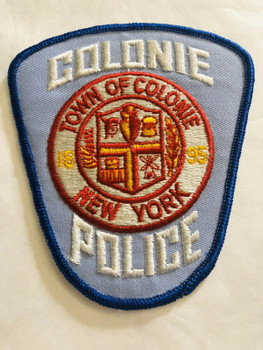 COLONIE NEW YORK PATCH