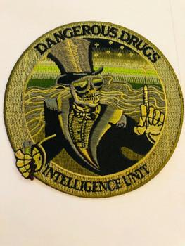 DANGEROUS DRUGS INTELLIGENCE UNIT REAPER PATCH