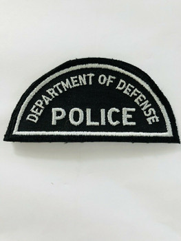 DEPARTMENT OF DEFENSE ROCKER PATCH VERY RARE PATCH