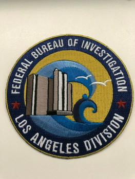 FBI LOS ANGELES DIVISION