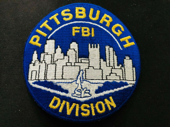 FBI PITTSBURG PATCH
