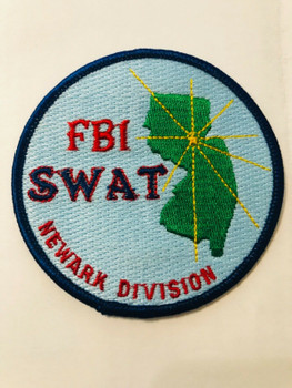 FBI SWAT NEWARK