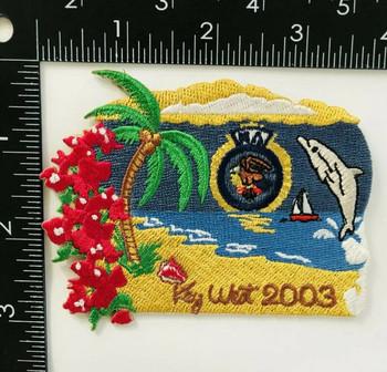 FBINAA KEY WEST 2003 PATCH