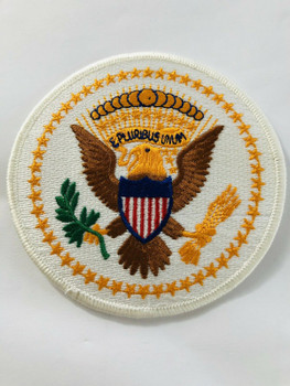 FEDERAL SEAL OF UNITED STATES PATCH