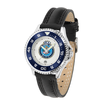 FBINAA Competitor Leather Watch