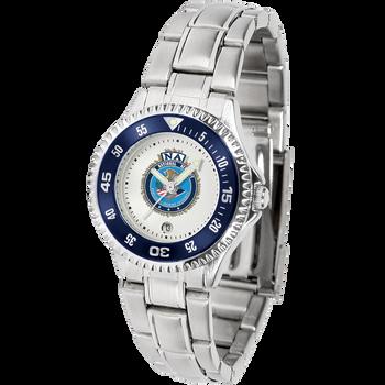 FBINAA Competitor Steel Watch