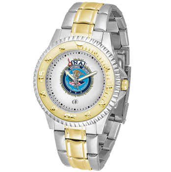 FBINAA Competitor Two-Tone Watch
