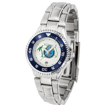 FL FBINAA Competitor Steel Watch