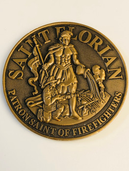 DAYTONA BEACH FIRE FLORIDA COIN