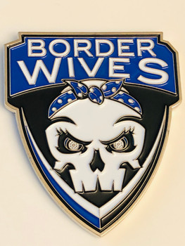BORDER WIVES COIN
