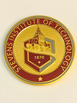 STEVENS INSTITUTE OF TECHNOLOGY COIN