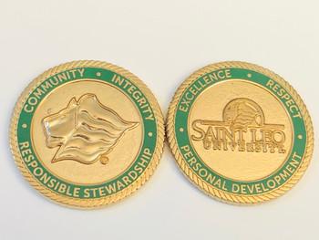 ST. LEO UNIV. FL COIN